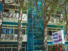 Hotel Princi i Vogel, Velipojë