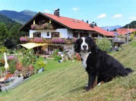 Landhaus Sabine, Wallgau