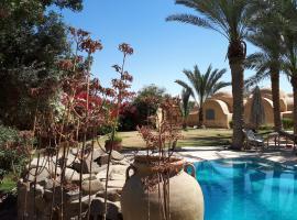 Boba Villa, Fayoum Center ('Izbat Baḩr Abū al Mir yakınında)