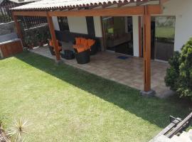 Casa de campo El Cuadro