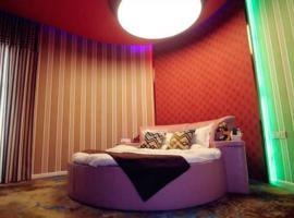Very Impressed Theme Hotel, Wuxi (Qianzhou yakınında)