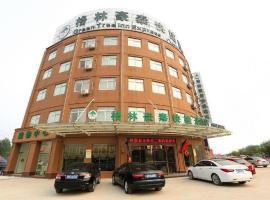 GreenTree Inn Anhui Suzhou Xiao County Zheshang Market Express Hotel, Mengzhuang
