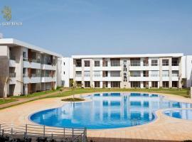 Appartement Odyssee - Bahia Golf Beach, Kasba Bou Hamira