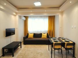 Salina central apartment, Larnaka (Scala yakınında)