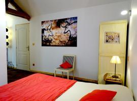 Chambre Lascaux aux Meulieres a Domme, Домм (рядом с городом Foncène)