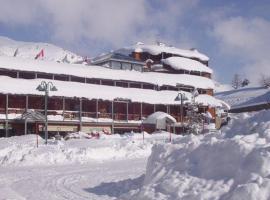 Hotel Il Fraitevino, Sestrières