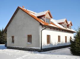 Haus Pilar 100W, Horní Boříkovice (Červená Voda yakınında)