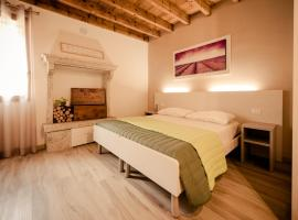 Casa Bassetto, Longare (Villaganzerla yakınında)