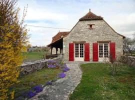 House Espedaillac - 4 pers, 72 m2, 3/2, Espédaillac (рядом с городом Grèzes)