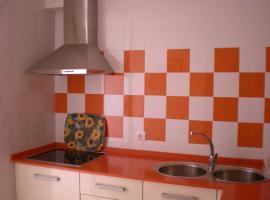 Apartamento a 5 minutos de la playa a pie, Cádiz (Puntales yakınında)