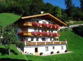 Landhaus Kröll, Hippach (Schwendau yakınında)