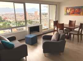 Apartamento 87 m2 - reserva 67, Bogotá (El Prado yakınında)