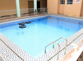 Lawrenkay Suites and Event Resort, Ilesa (рядом с регионом Osogbo)