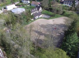 Ecuries de Marlotte, Marlotte (рядом с городом Montigny-sur-Loing)