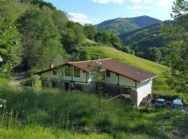 Casa rural Pikukoborda II, Lesaka (Igantzi yakınında)