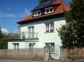 Ferienhaus Villa Korn, Ebern (Untermerzbach yakınında)
