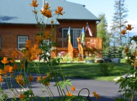 Alaska's Lake Lucille Bed & Breakfast