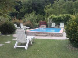Casa Silvia, Pistoia