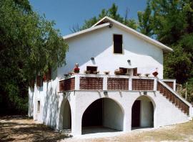 La Casa di Licia, Montesicuro
