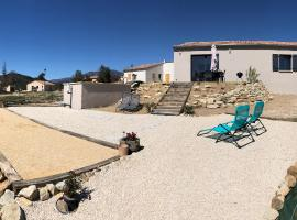 La Villa Mya, Chassiers