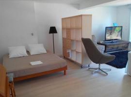 Apartment Allee des Aloes, Фуриани (рядом с городом Biguglia)