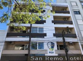 San Remo Hotel, Caràzinho (Palmeira das Missões yakınında)