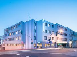 Best Western City Hotel Pirmasens, Pirmasens (Rodalben yakınında)