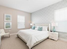 Summerville Resort Five Bedroom Townhome SV119