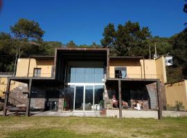 Villa de Arquitecto Harmonie, Vallgorguina