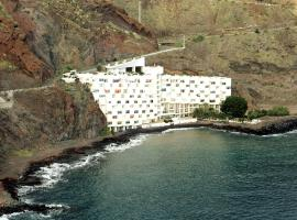 Apartamentos playa chica / playa las gaviotas, Santa Cruz de Tenerife (La Montañita yakınında)