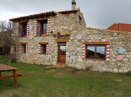 Casa de la Bruja, Hansel y Grettel, Corachar (Bojar yakınında)