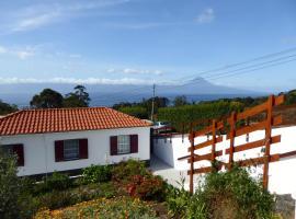 Azorean Cottage São Jorge