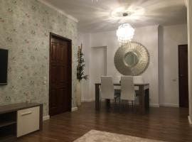 Kontiki apartment