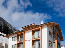 Hotel Garni Auriga