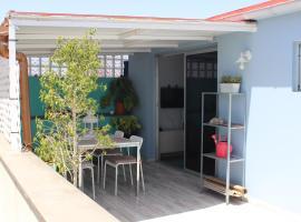 Cactus Home Ático con terraza, La Garita (рядом с городом Telde)