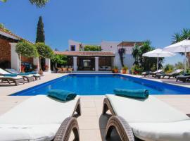 Bab el Oued Villa Ibiza, Puig D'en Valls