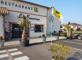 Logis La Bourrine, Bourgneuf-en-Retz (рядом с городом Prigny)