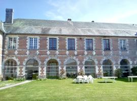 Domaine De Sery, Bouttencourt (рядом с городом Aumâtre)