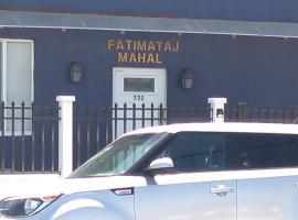Fatimataj Mahal - Downtown Miami