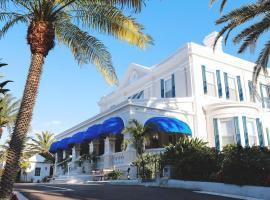 Rosedon Hotel, Hamilton (Bermuda yakınında)