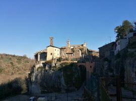 Locanda al Sarapollo, Vallerano (Soriano nel Cimino yakınında)