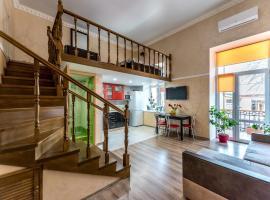 Studio Apartment in center of Odesa