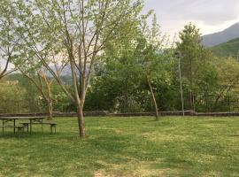 Camping Burrel, Burrel