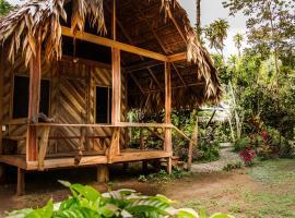Green Illusion Garden, Cahuita