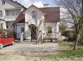 Guest house on Vasilievskaya street