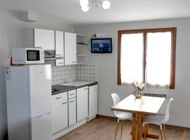 alpes studio, Feissons-sur-Salins (рядом с городом Salins-les-Thermes)