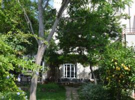 La maison d'Antoine Rivesaltes
