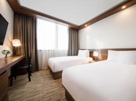 골드코스트 호텔 인천