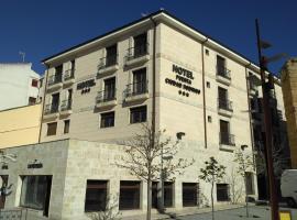 Hotel Puerta Ciudad Rodrigo, Сьюдад-Родриго (рядом с городом Sancti Spíritus)