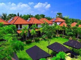 Hotel Green Garden, Trincomalee